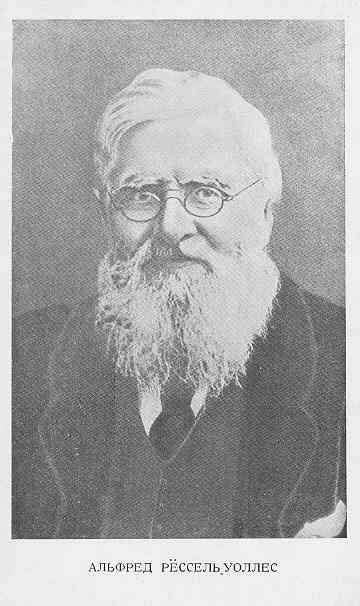 a biography of alfred russel wallace a scientist